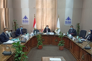 El Gizawy interviews Candidatures for Faculty of Specific Education Deanship