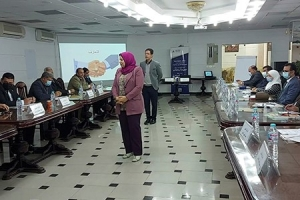El Gizawy inaugurates Leadership and Influence Program to qualify candidates for Faculties' Deanship